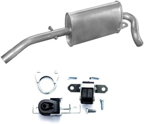 Seat Arosa 1 0i 1 4i EndschalldÄmpfer Auspuff Endtopf Montagesatz Auto