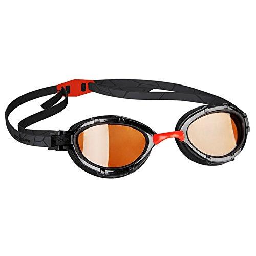 72a7adbe7e5 Mad Wave Triathlon Polarized Goggles - Black  Amazon.co.uk  Sports    Outdoors