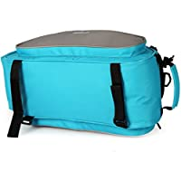 Roswheel 14541 Multifunctional Bike Rear Seat Cargo Bag Bicycle Rack Trunk Panniers