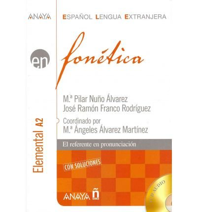 Amazon.com: Anaya Ele En Collection: Fonetica - Nivel ...