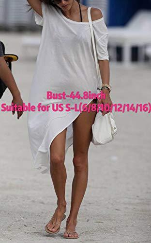 de7373f122 Orianna Women's Baggy Swimwear Bikini Cover-ups/Beach Dress/Night T