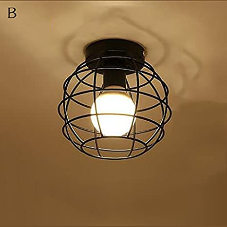Soffitto Bulbo Uk In FerroVite Da Toym Singola A Lampada E27 n8wv0mNO