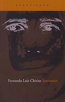 Insomnio par Chivite Pozo