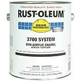 Rust-Oleum 3700 System <250 Voc Dtm Acrylic Enamel White