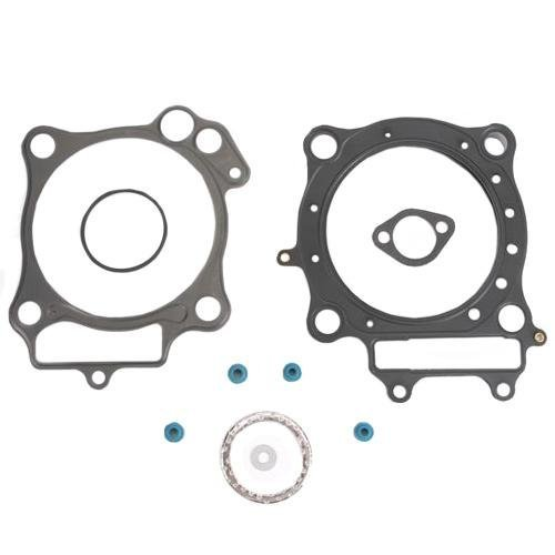 2010 Suzuki RMZ250 EST Top End Gasket Kit - 77mm Bore, Manufacturer: Cometic Gasket, TOP END GASKET KIT 77 Mm Cometic Gasket