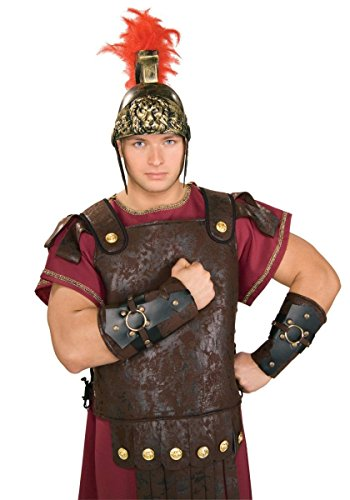 Rubie's Costume Co Roman Arm Guards Costume (Guard Costume)