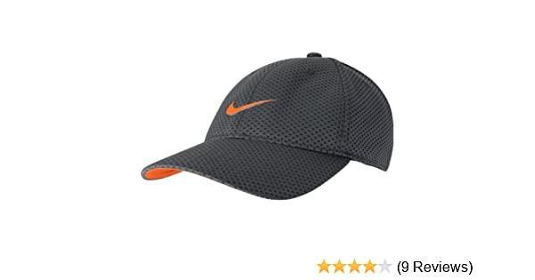 Amazon.com   NIKE HERITAGE DRI-FIT MESH ADJUSTBL Style  480387 Size  OS MENS    Drifit Hat   Sports   Outdoors 17ec3d39d5ea