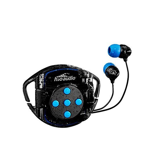 h2o-audio-interval-waterproof-headphones-with-a-waterproof-ipod-shuffle-case-int4-bk-x-black-blue