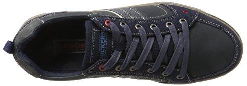 Dockers by Gerli Men's 41tt004-610662 Trainers Blue (Navy/Grau 662) new arrival cheap great deals shopping online clearance 0tsvR211uA