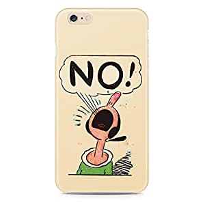 Loud Universe Olive Popeye No iPhone 6 Plus Case Popeye Olive Crying iPhone 6 Plus Cover with 3d Wrap around Edges