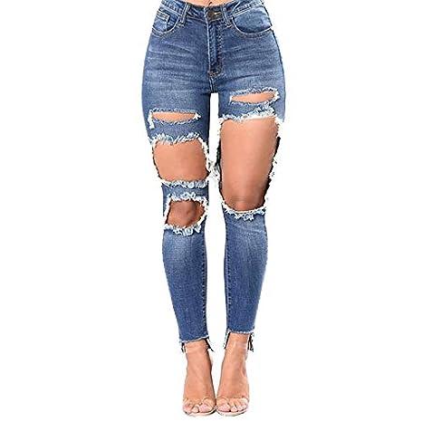 Amazon.com: Pantalones vaqueros de agua de otoño, talla ...