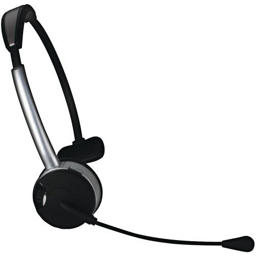Cellular Innovations Lyte Comm Noise Cancelling Bluetooth Headset for Cellphone - Black
