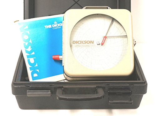 NEW DICKSON PR830IMVB7P PRESSURE CHART RECORDER ()