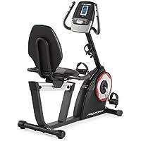 ProForm 235 CSX Recumbent Exercise Bike with 18 Workout Programs