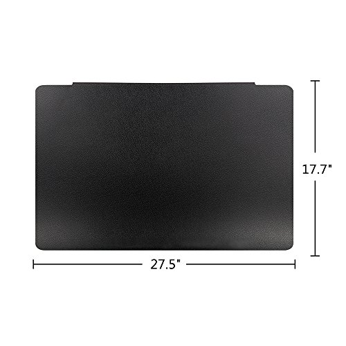 Lohome Desk Pads Artificial Leather Laptop Mat With
