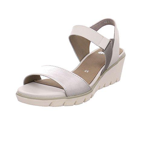 Ara 35313-08 Sandales De Mode Des Femmes Blanches