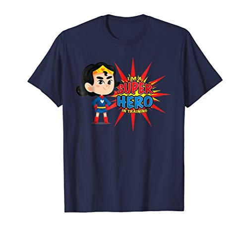 IM A SUPER HERO IN TRAINING T SHIRT for women girls and kids