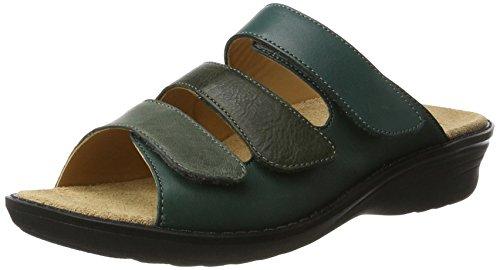 Ganter Hera-h - Mules Mujer Grün (Petrol/Smaragd)