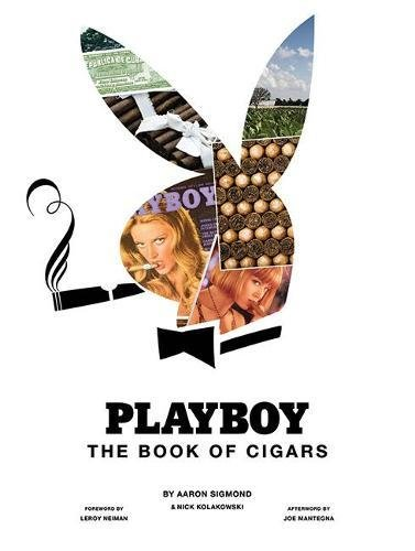Playboy The Book of Cigars - Montecristo Usa Cigars