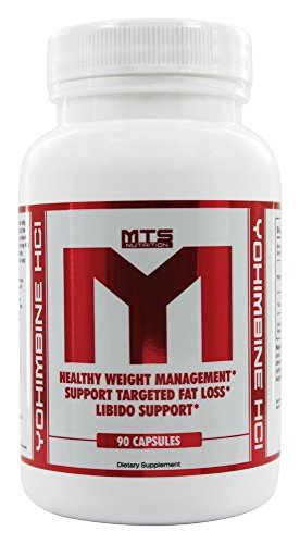 MTS Nutrition Yohimbine HCL Caps product image