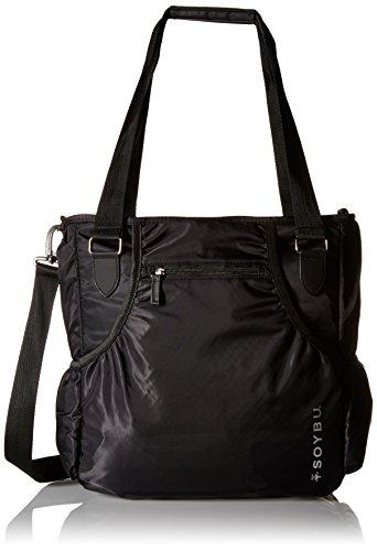 Soybu Women's Moksha Convertible Bag, Black, One Size