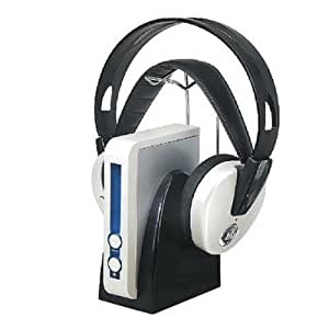 Niko 2400RF 2.4GHz RF Extra Light Wireless Stereo Headphones