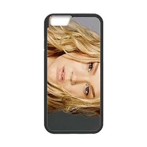 MÚSICA CANTANTES Joss Stone funda iPhone 6 4.7 pufunda LGadas funda del teléfono celular de cubierta de color negro, funda iPhone 6 4,7 casos pufunda LGadas Funda negro