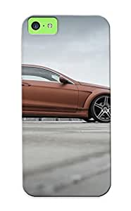 New Fashionable Standinmyside 38bb7c2526 Cover Case Specially Made For Iphone 5c(2013 Prior Design Mercedesbenz Eclass Coupe)