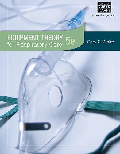 Equipment Theory for Respiratory Care Pdf