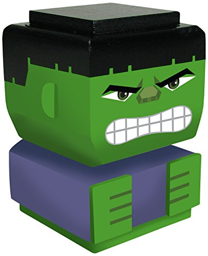 Entertainment Earth Hulk Tiki Tiki Totem Toy