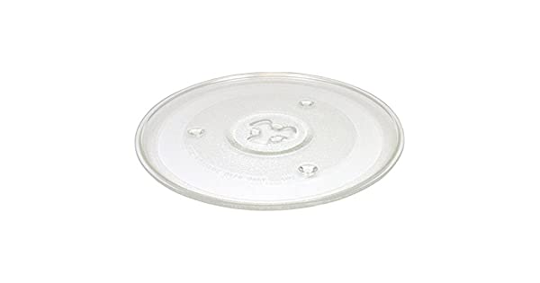 Amazon.com: Qualtex – Plato universal para microondas: Home ...