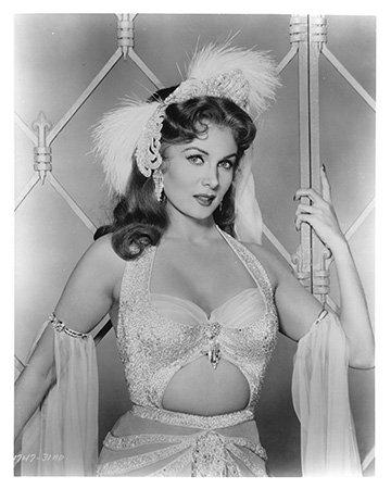 Rhonda Fleming 10x8 Classic Photo Movie Still