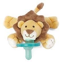 WubbaNub - Infant Pacifier - Baby Lion