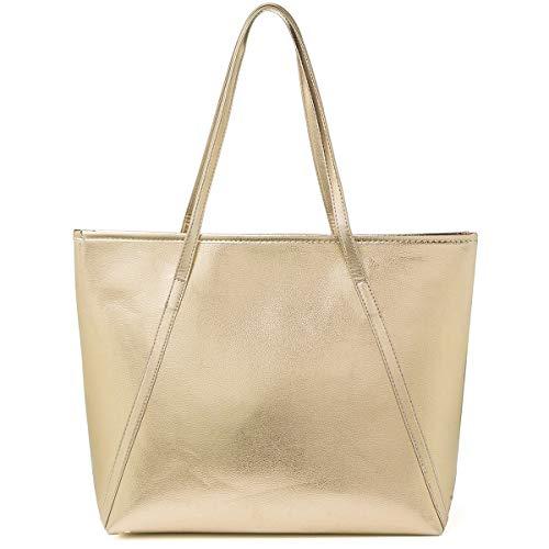 Metallic Tote - Women's Tote Handbags - OURBAG Large