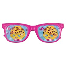 Pinhole Shopkins Novelty Glasses Party Favors, 4ct