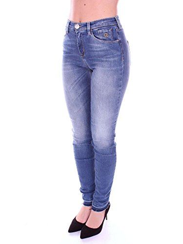 Jeans Donna JECKERSON Denim Blu PA46XT15272DENIM gq77wfBx