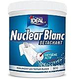 Ideal Nuclear Blanc Détachant Blanchisseur 450 g - Lot de 2