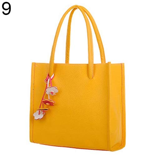 Orange Porter Bangle009 Femme Jaune L'épaule À Sac Pour nPPwxqHC