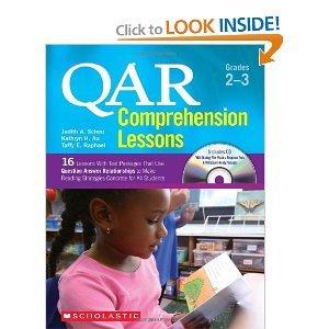(QAR Comprehension Lessons byRaphael)