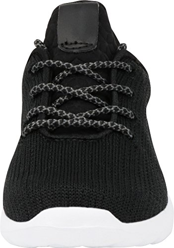 toddler Casual Kid Fashion Sneaker Kids' Cambridge Black Select big little Breathable Kid Sport Lightweight Mesh zSnXTnwq