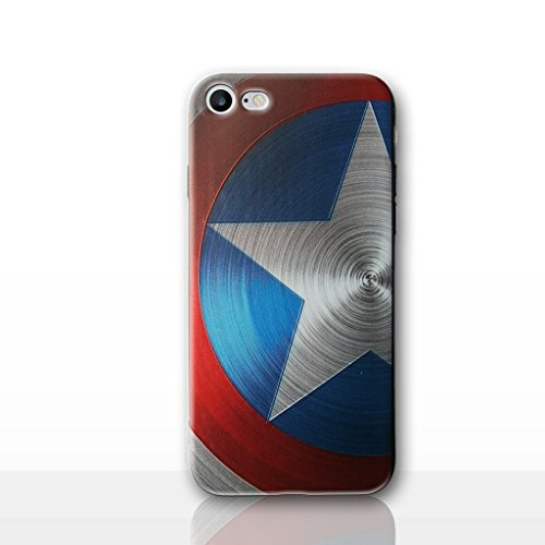 with Captain America Phone Cases design