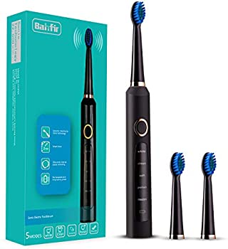 Bahfir Rechargeable Battery Sonic Toothbrush