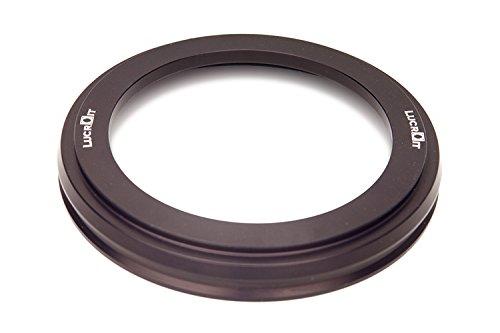 formatt-hitechフィルタ、、Lucroit 100 mm 72 mmスリムアダプターリング、ブラック(htl10072s)   B01M26HS4L
