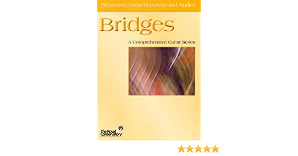 Amazon Gtb00 Bridges Guitar Repertoire And Studies