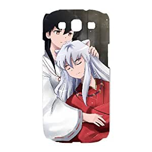 Samsung Galaxy S3 I9300 Phone Cases White Inuyasha EXS544579
