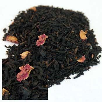 Violet Rose Black Tea - 4 Ounce Tin