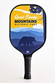UWIN SPORTS US Pickleball Paddle Graphite Face Lightweight Texture Surface Polymer Honeycomb Core Pickleball R