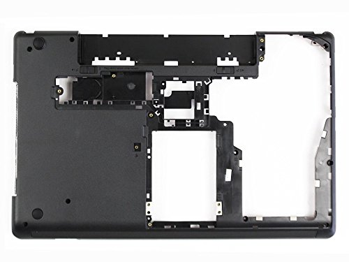 Rinbers Laptop Bottom Base Case Lower Cover Chassis Enclosure for IBM Lenovo Thinkpad Edge E530 E530C E535 E545 P/N AP0NV000L00 04W411 04W4110 04W4116 Base Enclosure Chassis Bottom