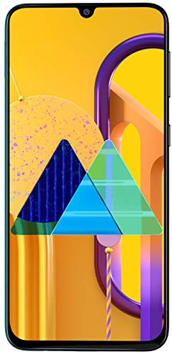 Samsung Galaxy M30s (Opal Black, 6GB RAM, 128GB Storage)