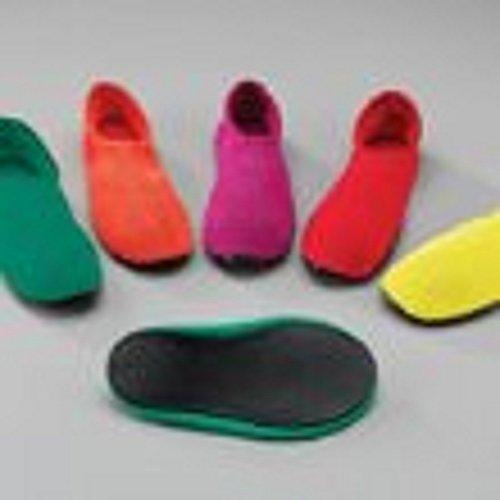 Pantofole Di Gestione Cade, Verde, Grande - 1 Paio